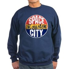 Houston Vintage Label Sweatshirt