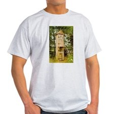 Politician/Voter Outhouse T-Shirt