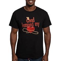 Chad Lassoed My Heart T