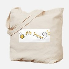 Big Sister Bee Tote Bag