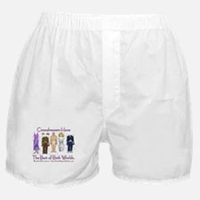 Crossdressers Boxer Shorts