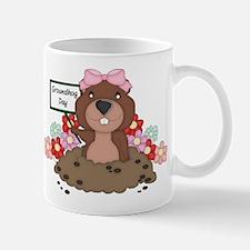 Cute Groundhog day Mug