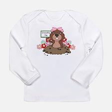 Unique Groundhogs Long Sleeve Infant T-Shirt