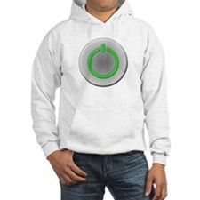 Power Button Hoodie