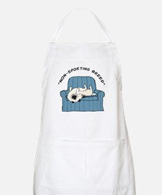 "Keeshond ""Non-Sporting Breed"" Grooming Apron"