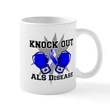 Knock Out ALS Mug