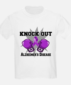 Knock Out Alzheimers T-Shirt