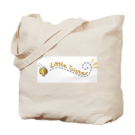Little Sister Bee Tote Bag