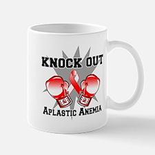 Knock Out Aplastic Anemia Mug