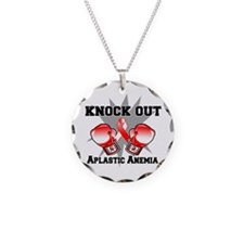 Knock Out Aplastic Anemia Necklace