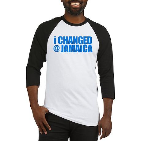 CHANGE AT JAMAICA Baseball Jersey