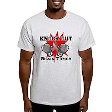 Knock Out Brain Tumor T-Shirt