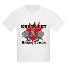 Knock Out Brain Tumor T-Shirt