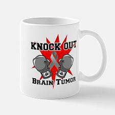 Knock Out Brain Tumor Mug