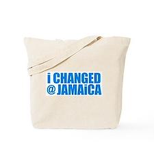 CHANGE AT JAMAICA Tote Bag