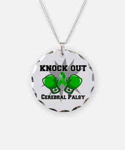 Knock Out Cerebral Palsy Necklace