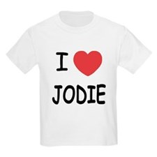 I heart jodie T-Shirt