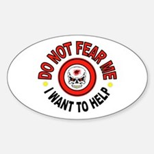 FEAR NOT Decal