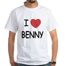 I heart benny Shirt