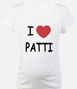 I heart patti Shirt