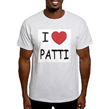 I heart patti T-Shirt