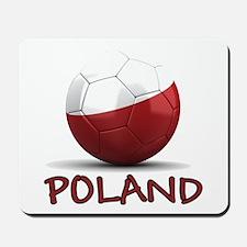 Team Poland Mousepad