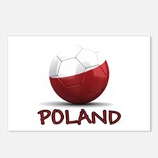 Team Poland Postcards (Package of 8)