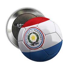 """Team Paraguay 2.25"""" Button"""