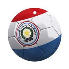 Team Paraguay Ornament (Round)