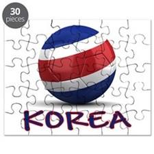 Team North Korea Puzzle