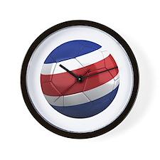 Team North Korea Wall Clock