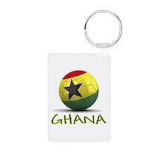 Team Ghana Keychains