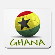 Team Ghana Mousepad
