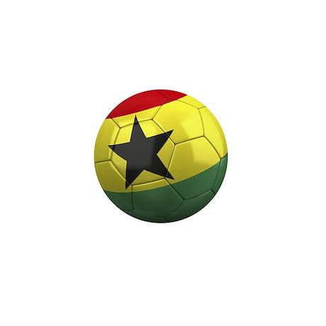 Team Ghana Mini Button (10 pack)