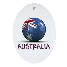 Team Australia Ornament (Oval)