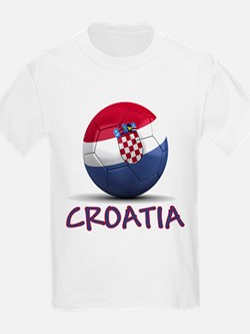 Team Croatia T-Shirt