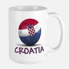 Team Croatia Mug