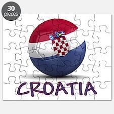 Team Croatia Puzzle