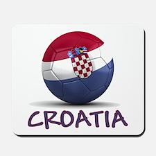 Team Croatia Mousepad