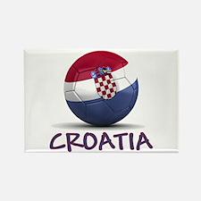 Team Croatia Rectangle Magnet