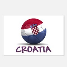 Team Croatia Postcards (Package of 8)