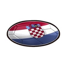Team Croatia Patches