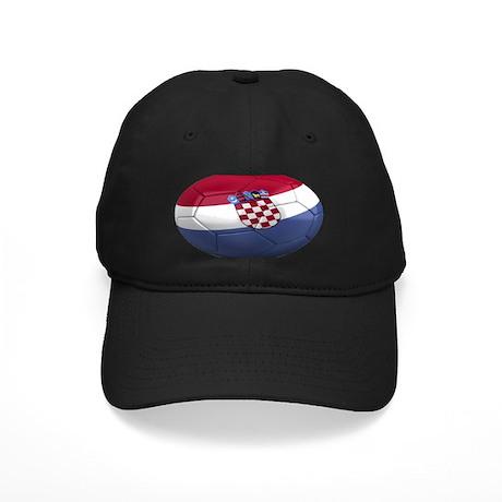Team Croatia Black Cap