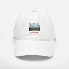 la dolce vita Pompeii Baseball Baseball Cap