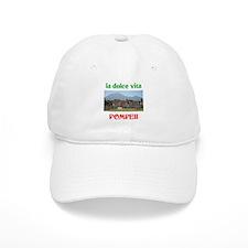 la dolce vita Pompeii Baseball Cap