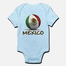 Team Mexico Infant Bodysuit