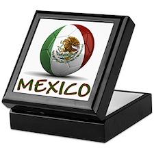 Team Mexico Keepsake Box