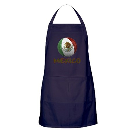 Team Mexico Apron (dark)