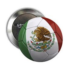 """Team Mexico 2.25"""" Button"""