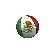 Team Mexico Mini Button